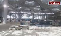 video 3. Havalimanı metro açılışı 2020 başı!