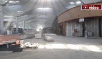 video 3. Havalimanı büyük açılışa son 59 gün!