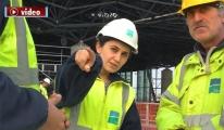 video 3. Havalimanı'nda Kadının gücü!