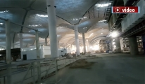 video 3. Havalimanı  Sona adım adım ( E / F Katı )