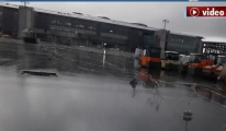 video 3. Havalimanı'nın Üstünde Kara Bulutlar Var