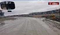 video 3. Havalimanı yolların son hali!