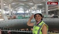 video 3.Havalimanı mutluluk kapısı!