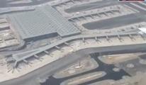 3. Havalimanı 26 Temmuz havadan görüntülendi!
