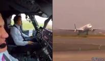 video Airbus,A350-1000 ile otomatik kalkışlar