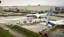 video B777X'in ilk uçuşu yine ertelendi!