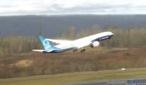 video Boeing 777X'i (nihayet) ilk kez uçtu!