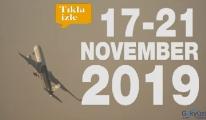 video Dubai Air Show bugün kapılarını açıyor