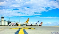 video Ercan Havalimanı sağlığınız öncelikli konumuzdur