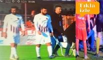 video Hatayspor & Adanaspor maçında zemin çöktü!