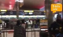 video Heathrow Havaalanı'nda THY gişelerini kapattılar!