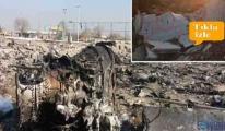 video İran Boeing 737 yolcu uçağı  füze ile vuruldu!