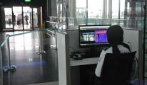 video İstanbul Havalimanı'nda Sosyal Mesafe