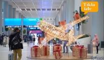 video İstanbul Havalimanı yeni yıla hazır!
