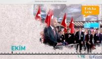 video İstanbul Havalimanı'nda 2019 Böyle Geçti!