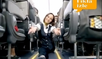 video Pegasus Tecrübesiz Hostes Alımı Yapacak