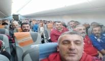 video Pilot şampiyon  Samsunspor ekibini kutluyoruz