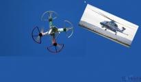 (video) Sigortasız olan drone uçamayacak!