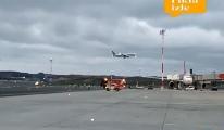 video Singapur A350 Uçağın İstanbul Havalimanı'na inişi!