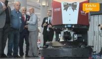 video Temizlik robotu İstanbul Havalimanı'nda işbaşı yaptı!