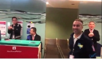 video TGS personeli de sağlık personellerine destek verdi