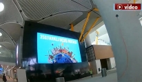 video THY'nin 3.Havalimanı özel yolcu salonları!