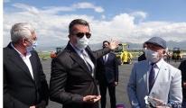 video Vali Memiş: Havalimanı bitmezse mesleğimi yapamam