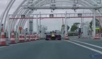 (video)Avrasya Tüneli'nden geçiş... Ses ve görüntü harika..