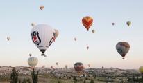 video#Beşiktaş'ın şampiyonluğunu gökyüzünde kutladılar