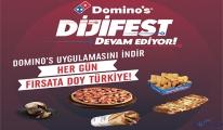 (video)Domino's'un fırsatlarla dolu Dijifest'i başladı