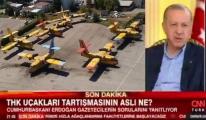 video#Erdoğan,THK devletin bir kurumu değildir