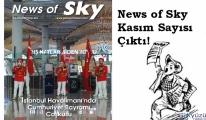 (video)News of Sky,Gökyüzü Haberci Dergisi Kasım Sayısı çıktı!