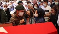 video#Şehit polis memuru gözyaşları arasında toprağa verildi