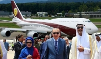 VIP uçağa TC-TRK tescili verildi!