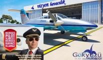 Vizyon Havacılık Uçuş Okulu ATPL Yetkisini de Aldı...