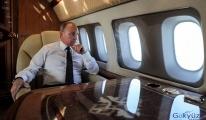 Vladimir Putin'in lüks uçağı basına sızdı!