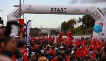 Vodafone İstanbul Maratonu Son kayıt 30 Eylül'de