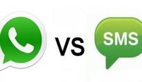 Whatsapp'tan SMS Teknolojisine Büyük Darbe!
