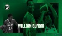 William Terrell Buford Daçka'mızda!