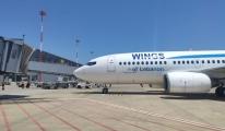 Wings of Lebanon ilk uçuşu Dalaman Havalimanı'na