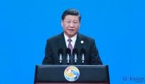 Xi Jinping, BRF'nin açılışında konuştu