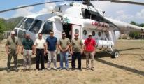 Yangın helikopteri Fethiye'de göreve başladı