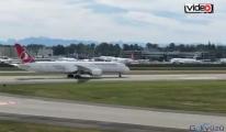 Saat 16:15'te İstanbul Havalimanı'na inecek