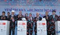 Ercan Havalimanı'nınTemeli Atıldı