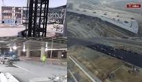 Yeni havalimanı 14 Nisan son sürat geliyor!video