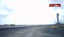 3. Havalimanı pist 1 de kamyonetle test! video