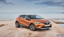 Yeni Renault Captur Euro NCAP'ten Beş Yıldız Elde Etti