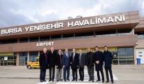 Yenişehir, Hava Kargo Merkezi Olacak
