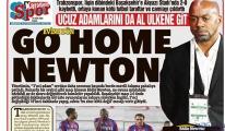 Yerel basından Trabzonspor'a sert eleştiriler