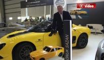 Yerli tasarım otomobil 'İstanbul Autoshow'da  video